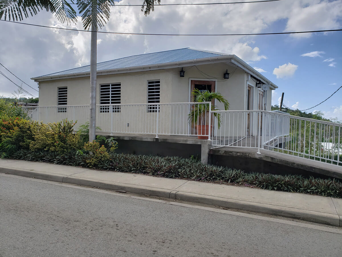 You have arrived at O'Connor Rentals Cruz Bay office!