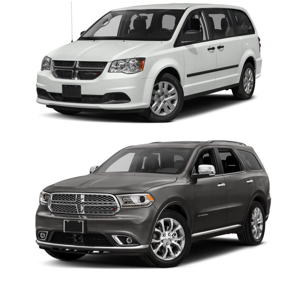 Dodge Caravan or Durango