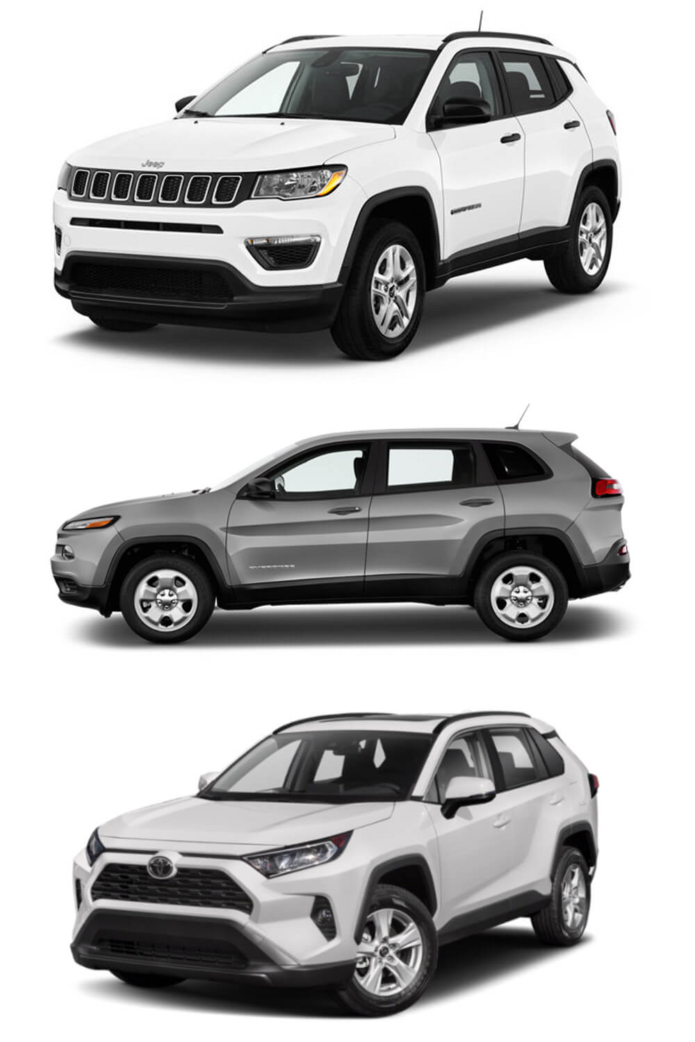 Jeep Compass or Cherokee